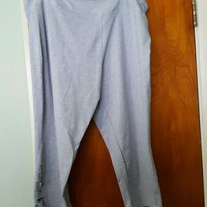 Brand new with tags work out capri  sz 3x